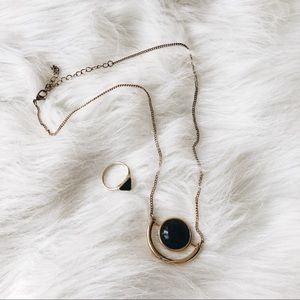 Old Navy Necklace And Ring Bundle